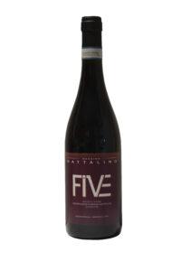 five-barbera-superiore-vino-rosso-cosmodrink